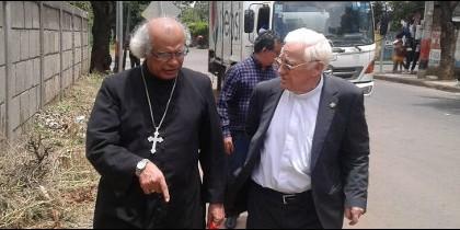 El presidente de Mensajeros de la Paz lleva un mensaje de solidaridad para Iglesia nicaragüense