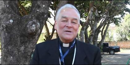 Carlos Pellegrín es el titular de la diócesis de Chillán
