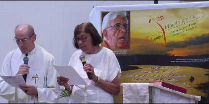 Se cumplen diez años de la muerte del jesuita, misionero en Brasil