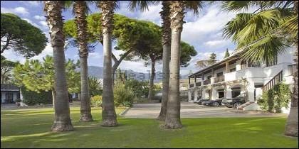 En  Las Brisas, Marbella y por 50.000.000 € sería la casa más cara de España.