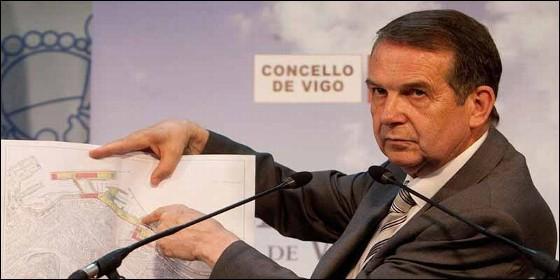 El alcalde socialista de Vigo, Abel Caballero (PSOE).