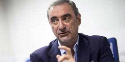 El periodista Carlos Herrera (Cadena COPE).