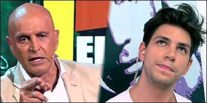 Kiko y Diego Matamoros (Telecinco)