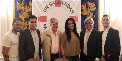 Jesús Torres, Henrry Narveiz Sosa, Leopoldo Lóez, William Cárdenas...