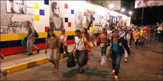 ONU: Éxodo de venezolanos sumó 2,3 millones hasta junio