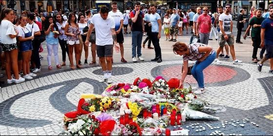 Primer aniversario de los atentados de Barcelona y Cambrils