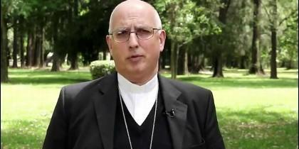 Monseñor Santiago Olivera, obispo castrense argentino