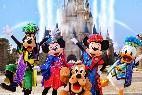 Personajes clásicos de Disney en Orlando