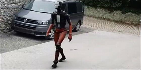 Robot andante