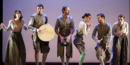 Don Gil de las calzas verdes - Corral Cervantes