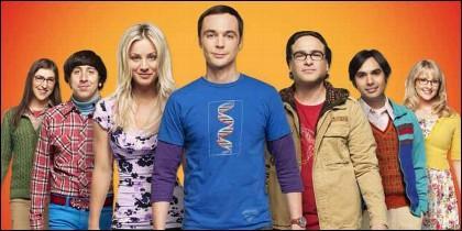 Los protagonistas de 'The Big Bang Theory'.