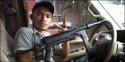México: retrato del sicario.