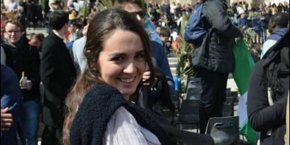 La joven jienense Clara Colmenero