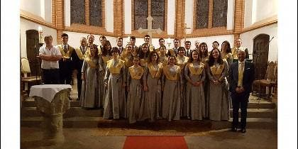 Gira del Coro en Alemania