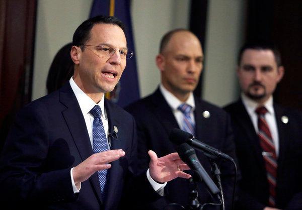El fiscal general de Pensilvania acusa al Vaticano de encubrimiento