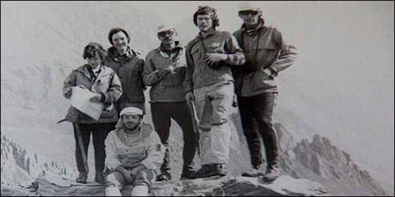 Desapareció tras una avalancha y 30 años después hallan su cuerpo