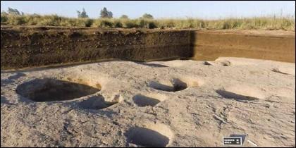 Tesoro en Egipto: El descubrimiento data de la Edad de Piedra Moderna.