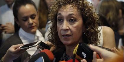 La 'consellera' de Justicia, Esther Capella