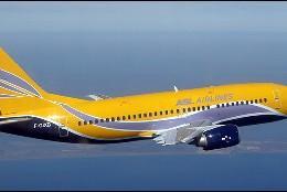 Un avión de ASL Airlines.