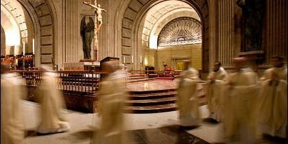 Benedictinos del Valle de los Caídos