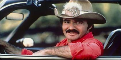 Burt Reynolds, estrella de la década de los setenta.