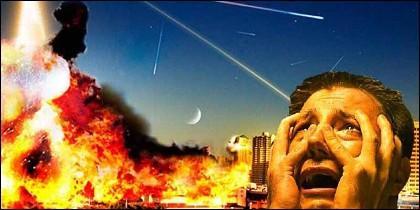 El gran meteorito y el fin del mundo.