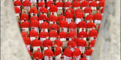 Cardenales de la Curia