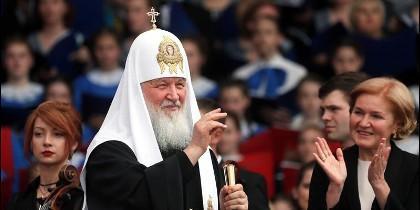 Patriarca Kiril de Moscú