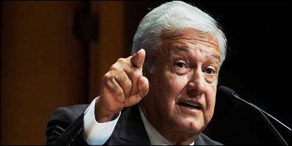 Andrés Manuel López Obrador (MÉXICO).