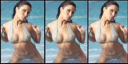 La bella Pilar Rubio se despide del verano.