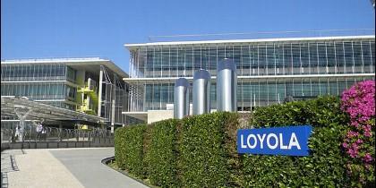 Edificio de la Universidad Loyola andalucía