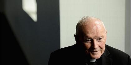 El ex-cardenal McCarrick