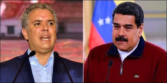 Iván Duque y Mike Pence mantendrán la presión sobre Venezuela