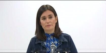 Carmen Montón.