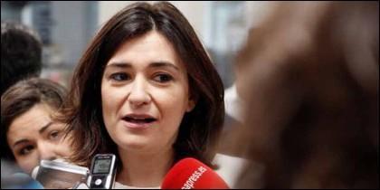 Carmen Montón, ministra de Sanidad, Consumo y Bienestar Social del Gobierno socialista de Pedro Sánchez.
