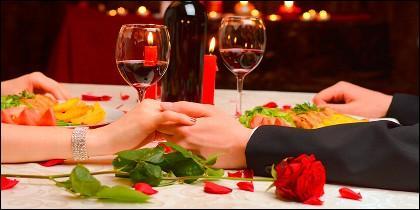 \Cena romántica