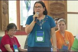 La religiosa adoradora brasileña Elsie Vinhote