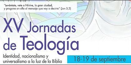 XV Jornadas de Teología de Comillas