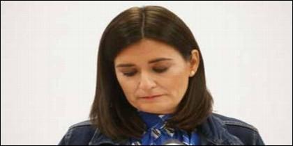 La socialista Carmen Montón (PSOE).
