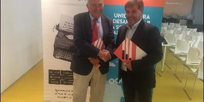 Juan Pedro Castellano y José Antonio Marina