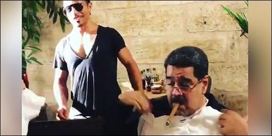 Crisis en Venezuela: Maduro disfrutó de costosa comida
