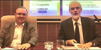 Sanz y Julio Martínez