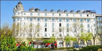 El Hotel Ritz de Madrid estará cerrado por reforma hasta 2019.