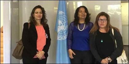 Las mujeres del chavismo
