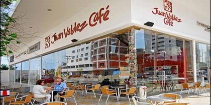 Café Juan Valdez en Mexico