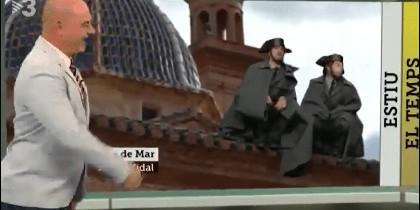 TV3 burlándose de la Guardia Civil
