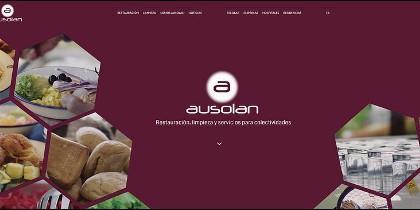Nueva web de Ausolan
