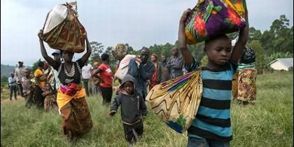 Diáspora: huyendo de Camerún