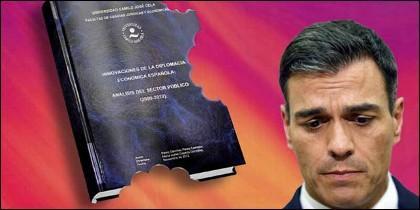 Pedro Sánchez, su libro, su tesis doctora y sus plagios.