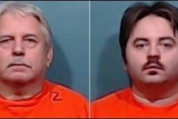 John and Michael Miller capturados por la policía